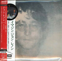 JOHN LENNON-IMAGINE-JAPAN MINI LP PLATINUM SHM-CD Ltd/Ed H53