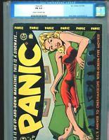 Panic 5 CGC 6.0 Classic Cover 1954 EC Comics Old Slab RARE!!!!!