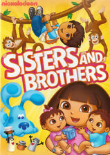 SISTERS AND BROTHERS (NICKELODEON) (DVD)