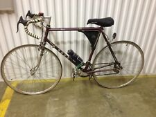 """Vintage 80s Mens 26"""" Ross Paragon Road Champion Bicyle Red Maroon (h100)"""