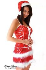 Ensemble SEXY tenue MERE NOEL costume Santa NEUF