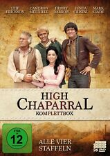 High Chaparral - Komplettbox / Gesamtedition: Alle vier Staffeln [26 DVDs]