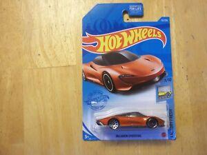 hotwheels factory fresh mclaren speedtail