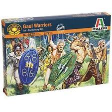 Italeri 6022 - Gauls Warriors Scala 1 72