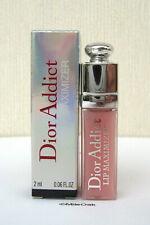 Dior Addict Mini Lip Maximizer 2ml  001  Pink - BNIB