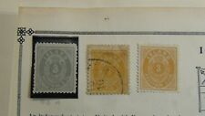 Iceland stamp collection on Scott International pages ~ $$HIGHS