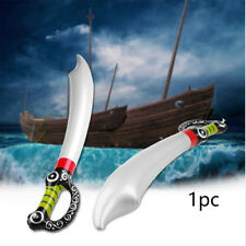 Inflatable Pirate Sword 40cm Pinata Toy Loot//Party Bag Fillers Wedding//Kids B$TB