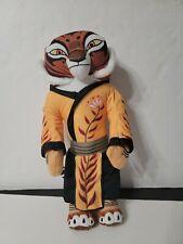 Dreamworks KUNG FU PANDA 3 Tigress Tiger Character Soft Stuffed Toy Plush
