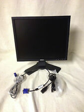 "Dell 19"" LCD Monitor UltraSharp P190st VGA DVI USB Swivel Height adjust 190sb"