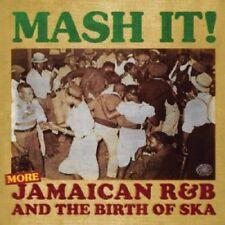 Mash It! More Jamaican R&B & The Birth Of Ska 2-CD NEW SEALED Laurel Aitkin/Rico