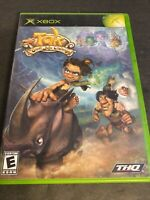 Tak: The Great Juju Challenge (Microsoft Xbox, 2005)CIB, TESTED, FREE SHIPPING