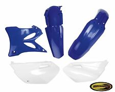 Acerbis Plastic Kit Fender Plate Guard Cover Fits Yamaha Yz85 2002-2014