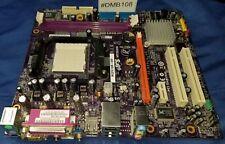 #DMB108 - Acer ECS HT2000 Socket AM2 Desktop Motherboard MCP61SM-GM - Untested