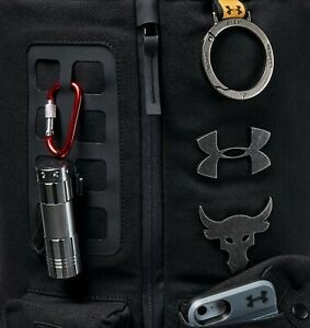 UA X Under Armour Project The Rock DJ 60   Duffel Bag Backpack  1345663 001 new