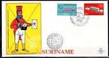 Suriname - 1970 New UPU headquarters - Clean unaddressed FDC!