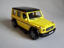 Mercedes-Benz G-Class Light Yellow, Maisto Car Model ca.1:40