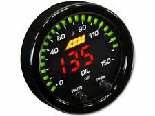 AEM Electronics X-Series Oil Pressure LED Gauge 150 PSI / 10 BAR 30-0307 NEW UK