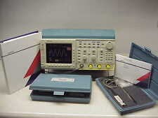 Tektronix TDS544A 4-Channel 500MHz 1GS/s with P6205 FET Probes, Manual, Cover
