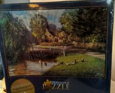 Wrebbit Morning Walk 1000 Piece Perfalock Jigsaw Puzzle NIB Sealed