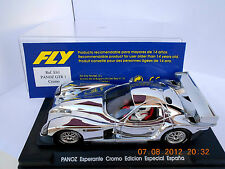 FLY Ref: E61 PANOZ ESPERANTE Cromo Edición Especial España -Silver Edition