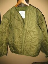 USMC Army Military Surplus M65 Field Coat Liner SMALL