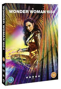 Wonder Woman 1984 DVD Brand New and Still Sealed