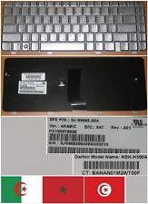 Arabic qwerty keyboard hp dv4 dv4-1000 dv4-1100 nsk-h590a 9j.n8682.90a grey