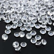 2000PCS 4.5mm Wedding Decoration Scatter Table Crystal Diamond Acrylic Confetti