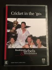 CRICKET in the '80s - Rookies, Rebels & Renaissance - ABC DVD -- Region 4