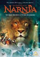 Narnia Lion the Witch and the Wardrobe DVD Georgie Henley UK Rele New Sealed R2