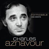 CHARLES AZNAVOUR - FORMIDABLE-DAS BESTE 2 CD NEU