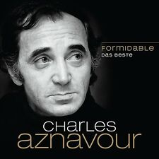 Charles AZNAVOUR-formidable-il meglio 2 CD NUOVO