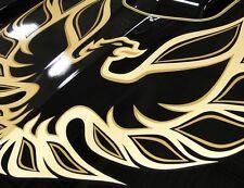 77-78 Pontiac Trans Am SE Gold Bird Ultimate Decal Kit