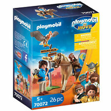 Playmobil 70072 Playmobil: The Movie Marla with Horse Play Set, Age 5+
