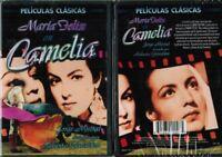 Maria Felix En Camelia Spanish New DVD Roberto Gavaldon Jorge Mistral Dirigida