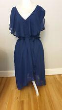 Ladies blue dress size 22