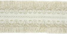 """HOULÈS Braid 90mm (3""""1/2 ), Ivory color, Valmont 32620-9010 Luxury Trimming"""