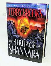 Heritage of Shannara ~ Bks. 1-4 in 1 ~ Terry Brooks HC/DJ LIKE NEW