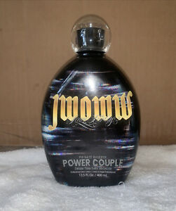 Australian Gold Jwoww Power Couple Private Reserve Dark Bronzer Tanning Lotion