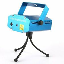 Calming Autism Sensory LED Laser Stage Lights Projector Relax Sky Star Scene