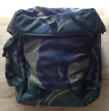 British Army Woodland DPM Respirator Shoulder Bag, Lunch Bag, New.