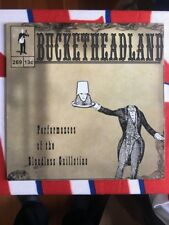 buCkEtHeAd Performances Of The Bloodless Guillotine Vinyl Record 🎸🐓🎸🐓🎸🐓🎸