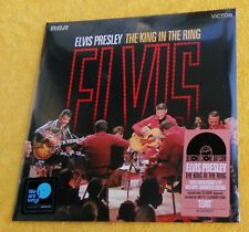 Elvis Presley The King In The Ring RSD 2018 vinyl LP NEW/SEALED