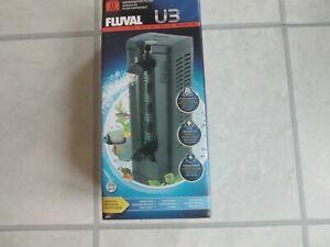 Fluval U3 AQUARIUM pump filter