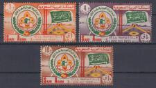 Saudi Arabien (Arabia) - Nr. 472-474 postfrisch/** (Pfadfinder / Boy Scouts)