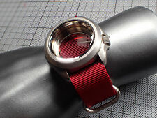 XULU 5 RINGS BALISTIC NYLON STRAP THE.BURGUNDY.ONE FOR MOD.SEIKO OR BOSTOK ST-07