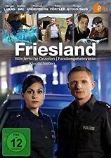 Friesland: Mörderische Gezeiten / Familiengeheimnisse / Klootschießen NEU 2 DVDs