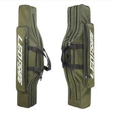 80cm Fishing Rod Bag Tube Backpack Portable Rod Carrier Storage Shoulder Case