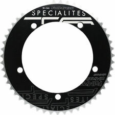 Specialites TA Full-Track 1/8 Inch 144 PCD Bicycle Cycle Chainring Black