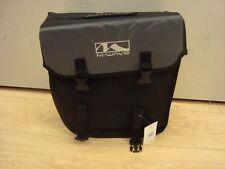 pannier bag cycling single left side 18 litre capacity commuter bag